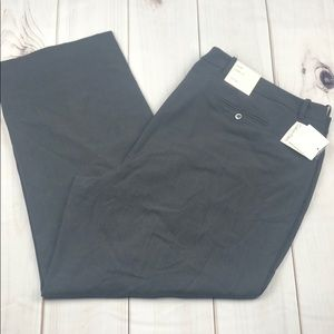 NWT Calvin Klein Modern Fit Charcoal Dress Pants
